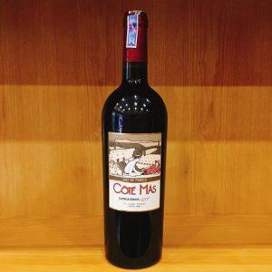 Rượu vang Pháp - Cote Mas Languedoc Rouge 1