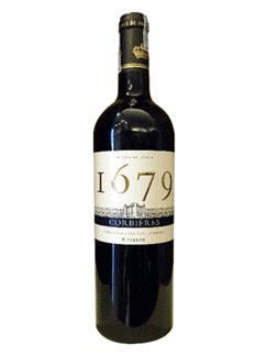 Rượu vang Pháp - 1679 Corbieres Rouge Reserve