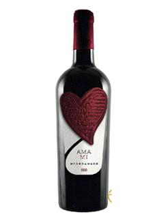 Rượu vang Ý - Amami Negroamaro
