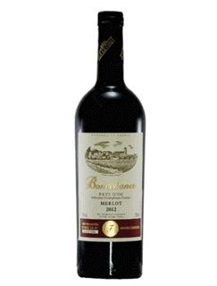 Rượu vang Pháp - Bonechance Pays D'oc Merlot