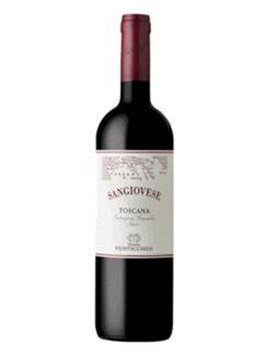 Rượu vang Ý - Montecchiesi Toscana Sangiovese