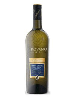 Rượu vang Ý - Pirovano 1910 Pinot Grigio Delle Venezie