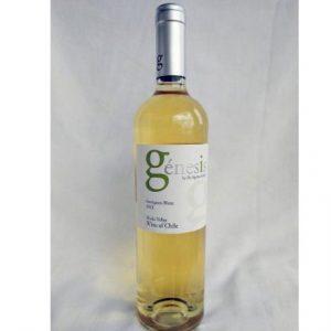 Rượu vang Chile-Genesis Sauvignon Blanc 1