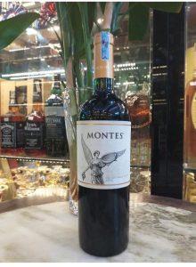 Rượu vang Chile - Montes Classic Series Malbec 1