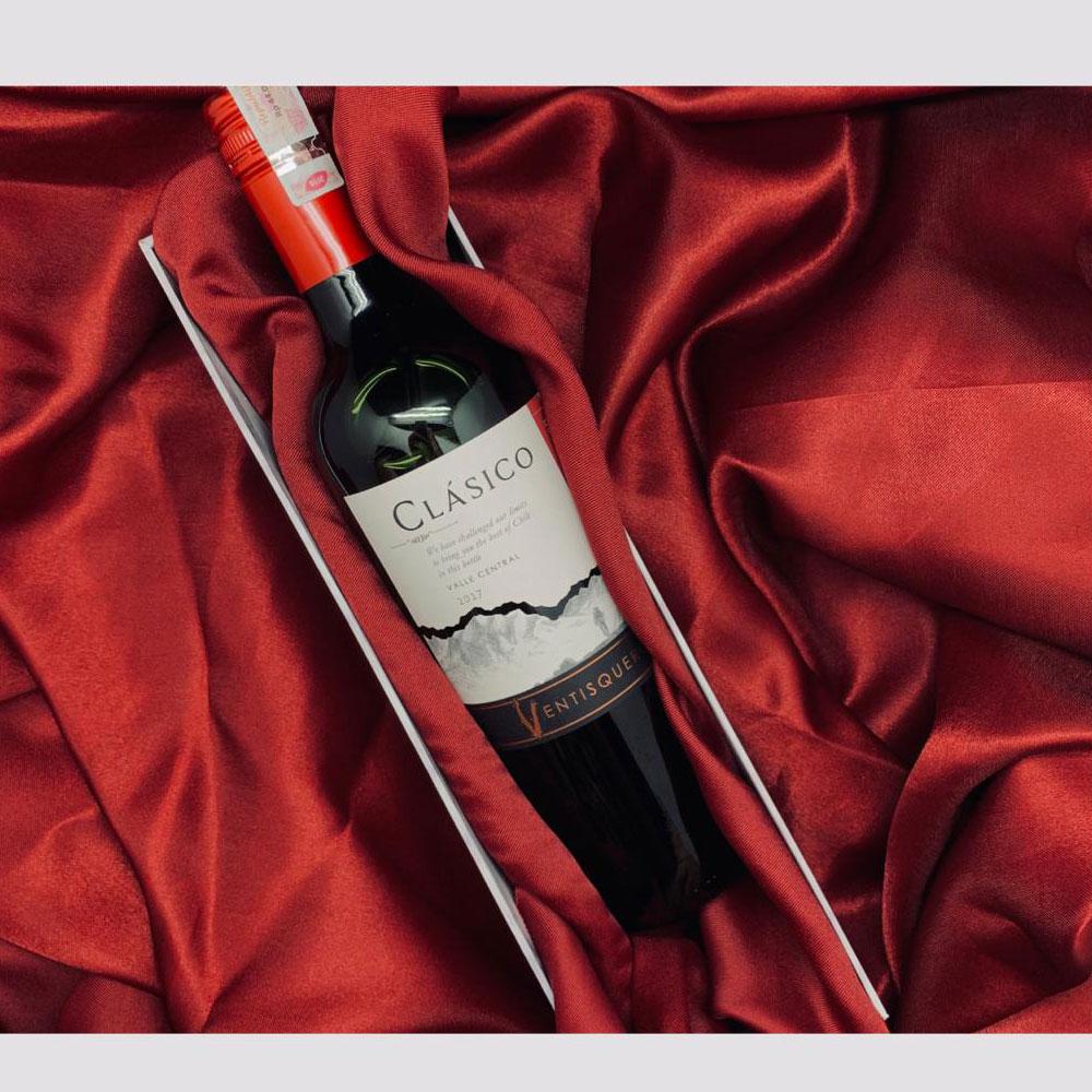 rượu vang Chile - Ventisquero Clasico Cabernet Sauvignon