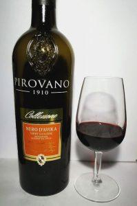 Rượu vang Ý - Pirovano 1910 Nero D'Avola Sicilia 1