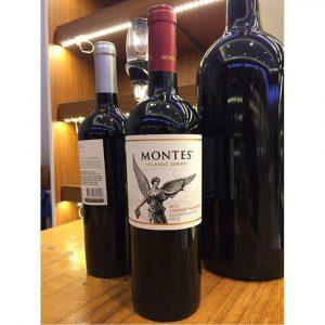Rượu vang Chile-Montes Classic Series Cabernet Sauvignon 1