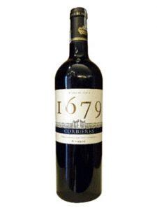 Rượu vang Pháp - 1679 Corbieres Rouge Reserve 2