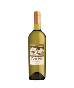 Rượu vang Pháp - Cote Mas Languedoc Blanc
