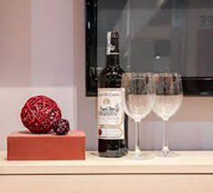 Rượu vang Pháp - Baron De Cande Blanc 1