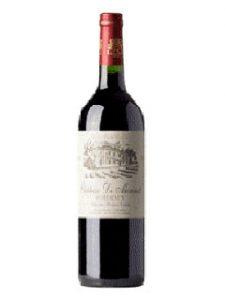 Rượu vang Pháp - Chateau De Moriat Bordeaux 1