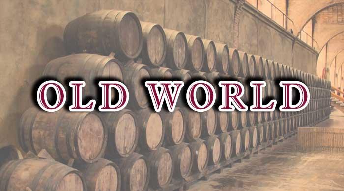 rượu vang thế giới cũ