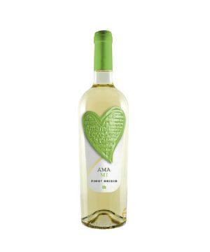 Rượu vang ý Amami Pinot Grigio