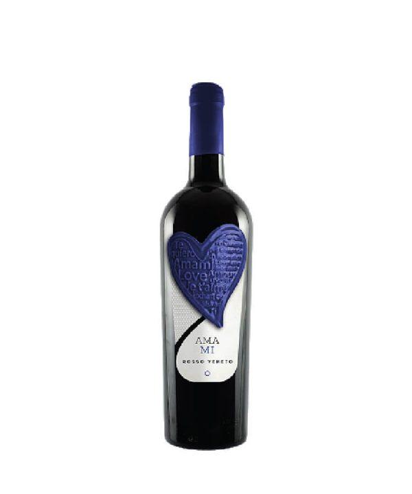 Rượu vang ý Amami Rosso Veneto