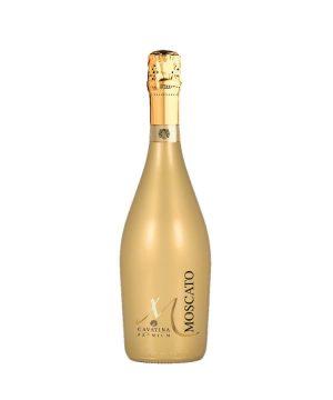 Rượu vang ý Cavatina Premium Moscato