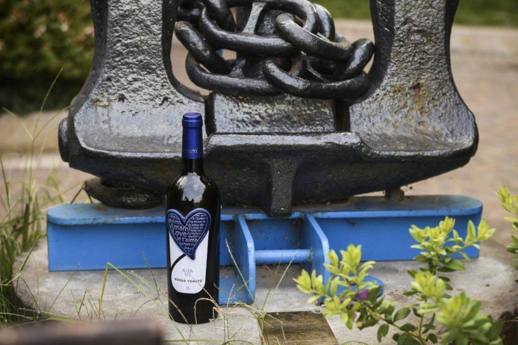 Rượu vang Ý - Amami Rosso Veneto 1