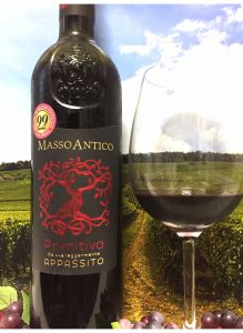 Rượu vang Ý - Masso Antico Appassito Primitivo 2