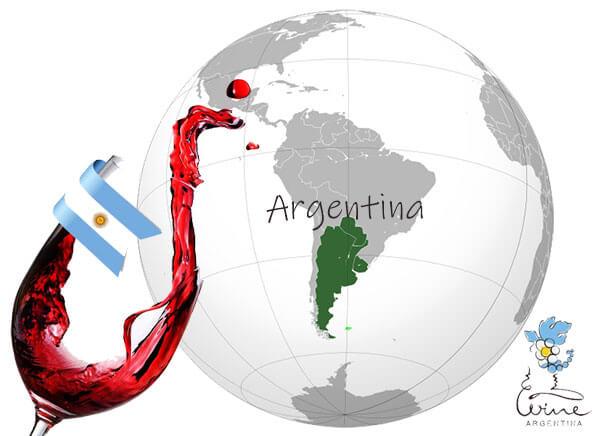 địa hình vùng Argentina
