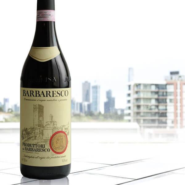 Rượu vang đỏ Barbaresco