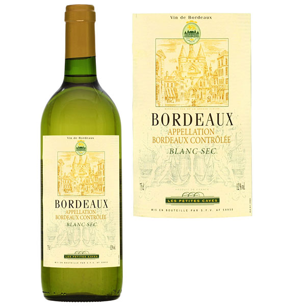 Bordeaux (Blanc sec)