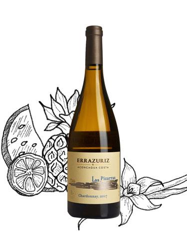 Rượu vang Errazuriz Las Pizarras