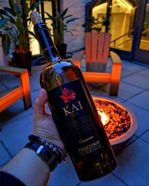 Rượu vang Errazuriz Kai