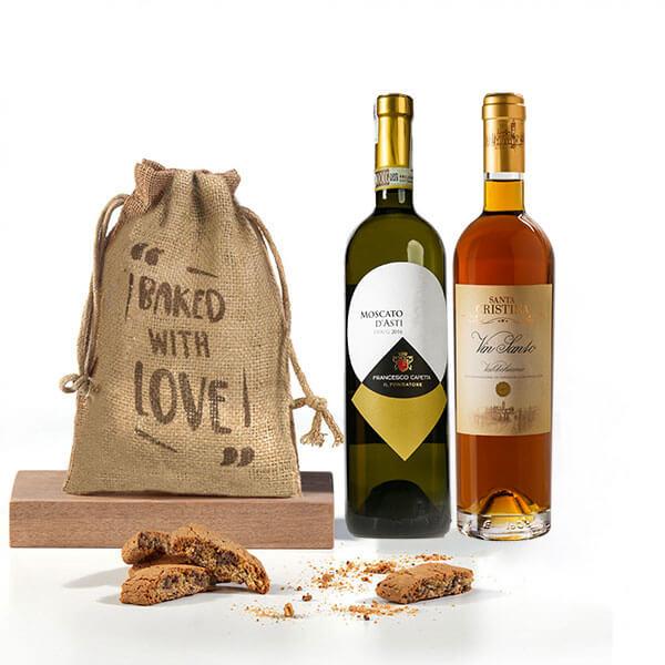 Moscato d'Asti & Vin Santo