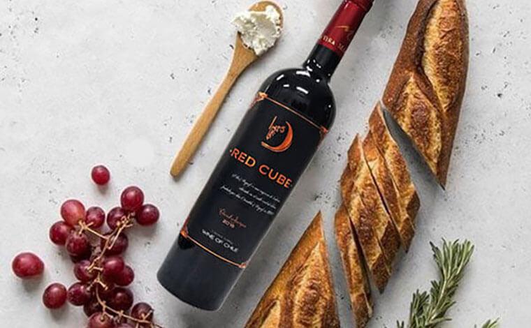 Giới thiệu rượu vang Red Cube Cabernet Sauvignon 3