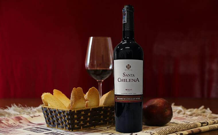 Rượu vang Santa Chilena Merlot có gì hấp dẫn? 2