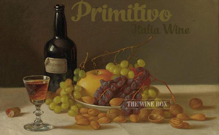 Rượu vang Ý Primitivo nồng nàn hương vị miền Nam nước Ý 4