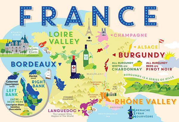 Top rượu vang Pháp đỉnh cao đẳng cấp nhất thế giới 16