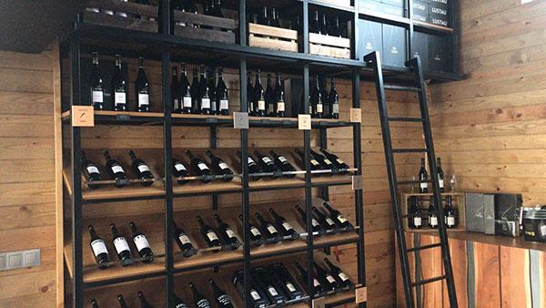 cửa hàng rượu vang Ý cao cấp