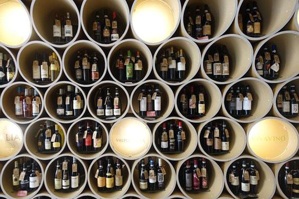 địa điểm rượu vang ý primitivo