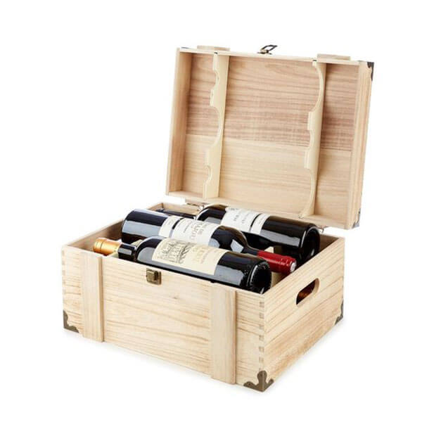 hộp quà rượu vang 6 chai
