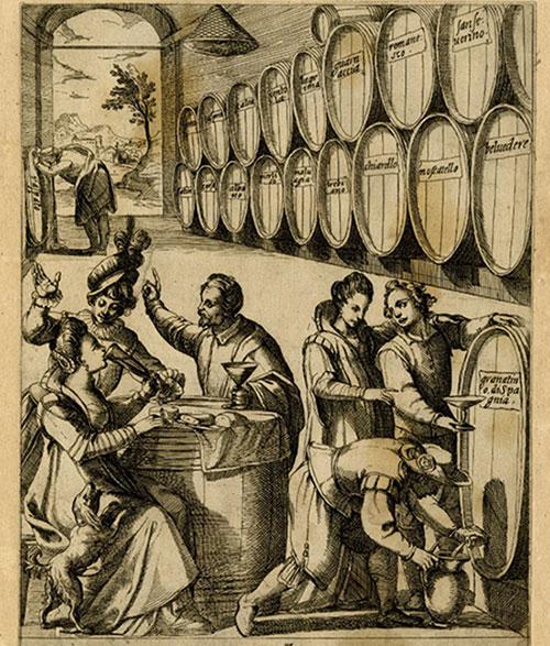 lịch sử làm rượu vang