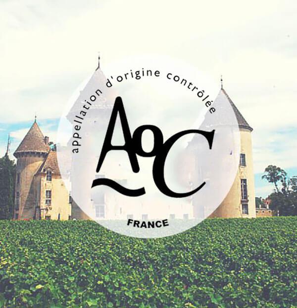 logo Appellations d'Origine Contrôlée