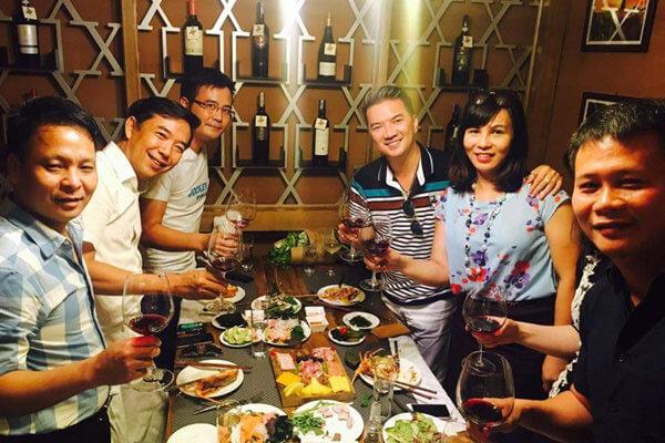 rượu vang Chile hợp khẩu vị người Việt