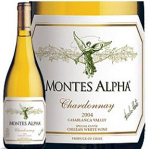 Rượu vang Montes Alpha Chardonnay