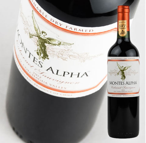 Rượu vang Chile - Montes Alpha Cabernet Sauvignon