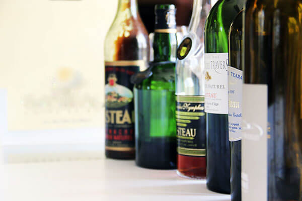 rượu vang cường hóa Pháp