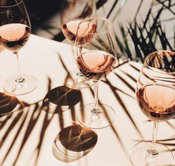 rượu vang hồng Pháp