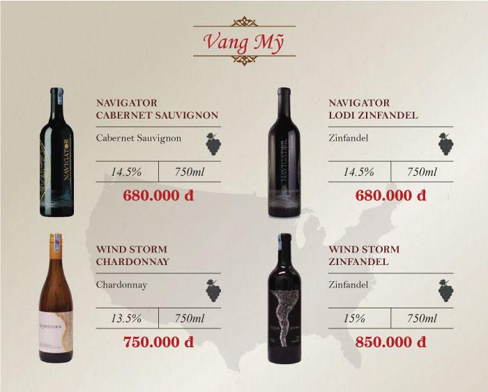 Top 3 chai rượu vang Mỹ nhập khẩu ngon, giá hợp lý 3
