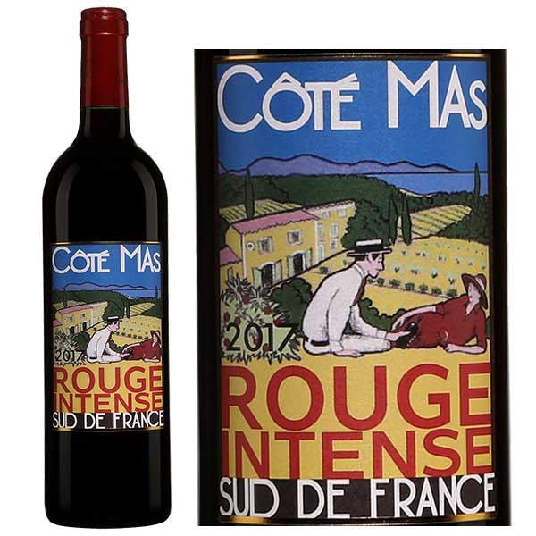 rượu vang pháp giá rẻ cote mas