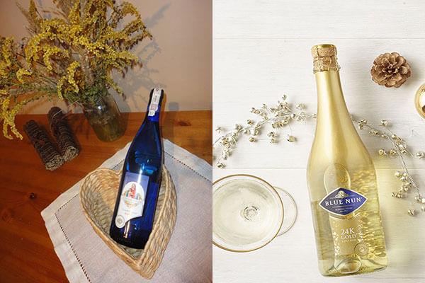 rượu vang Đức Liebfraumilch & Blue Nun
