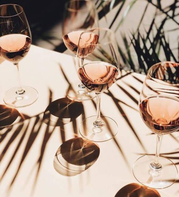 rượu vang hồng của Pháp