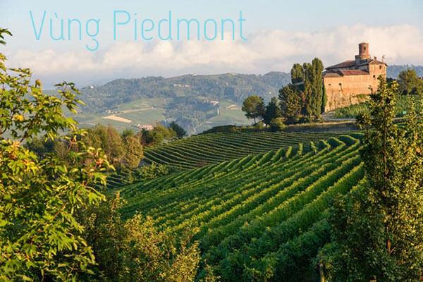 vùng Piedmont