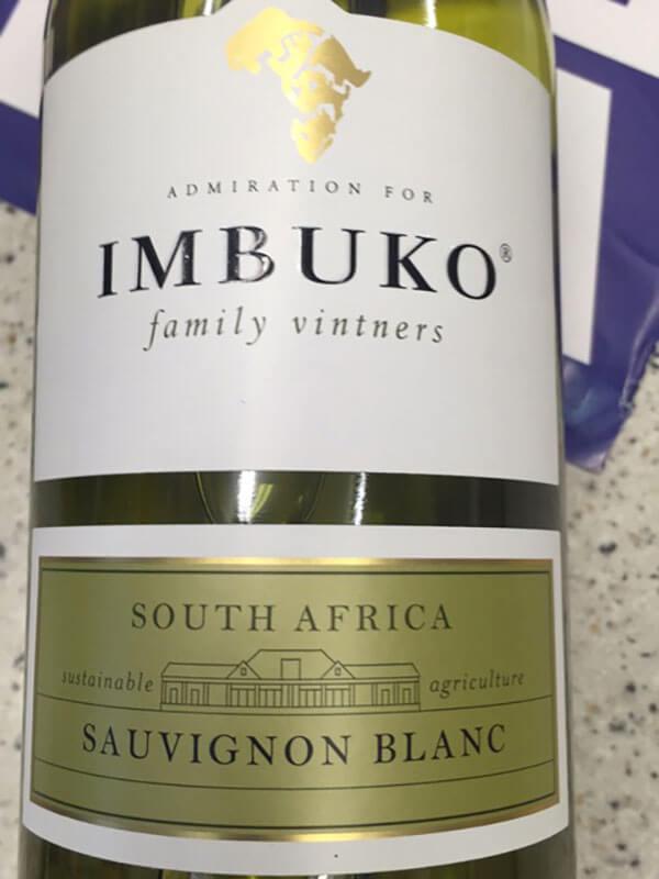 Imbuko Sauvignon Blanc
