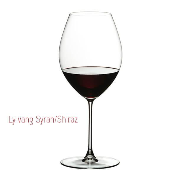 Ly vang Syrah/Shiraz