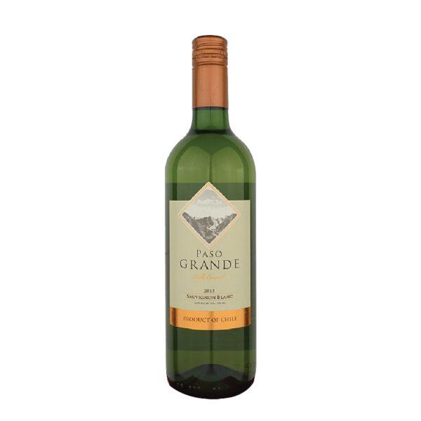 PASO GRANDE SAUVIGNON BLANC-WHITE 1