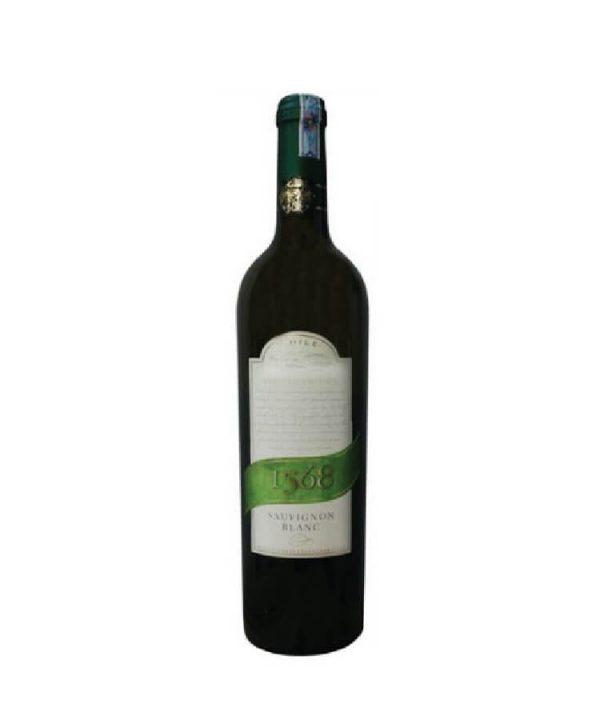 Rượu vang Chile - 1568 Sauvignon Blanc White